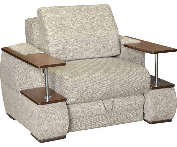 Мягкое кресло вид спереди